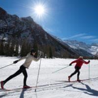 Tra sci, fondo e freeride. Val d'Aosta, montagna dura e pura