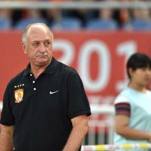 """Scolari: """"Cina senza limiti, arriveranno sempre più campioni"""""""