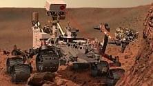 Problemi al trapano di Curiosity su Marte, tutta colpa di un detrito