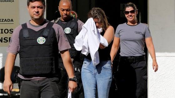 Brasile, confessa anche la moglie dell'ambasciatore greco. La polizia: