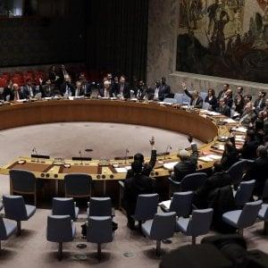 Siria, il Consiglio di sicurezza dell'Onu approva all'unanimità la tregua di Russia e Turchia