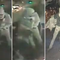 Attacco a Istanbul, il presunto attentatore in fuga: la fotosequenza