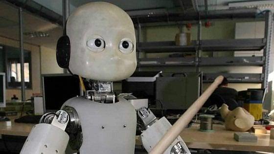Da Andy a Cyberleg, i nuovi robot europei al via nel 2017