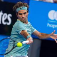 Tennis, il ritorno di Federer: Evans battuto nella Hopman Cup
