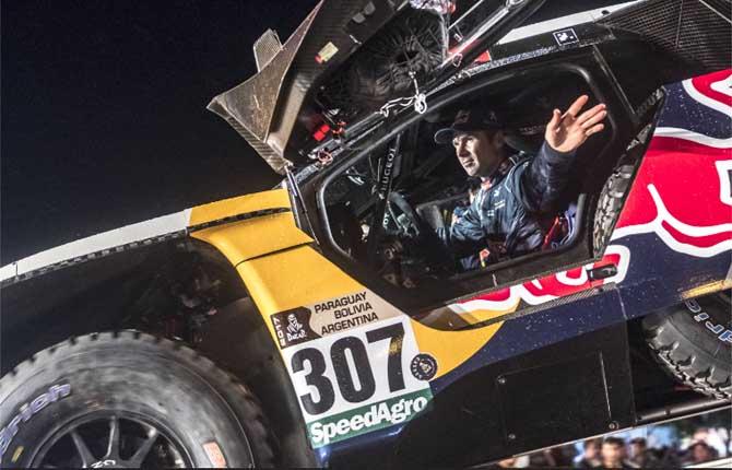 Dakar, Peugeot punta alla vetta con la 3008DKR