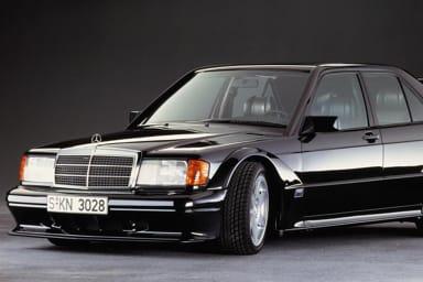Mercedes 190 E 2.5-16 Evolution II, che storia…