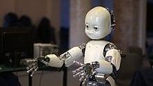 Da Andy a Cyberleg, i robot europei del 2017