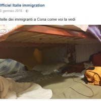 Cona, il diario dei migranti: