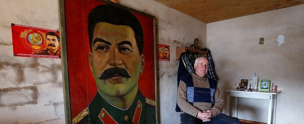 I devoti di Stalin ai tempi del nuovo Zar