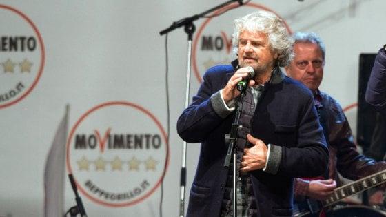 """Bufale in Rete, proposta Grillo: """"Una giuria popolare per 'smascherare' media"""""""