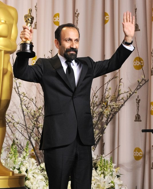 Il viaggio di Asghar Farhadi, premio Oscar iraniano
