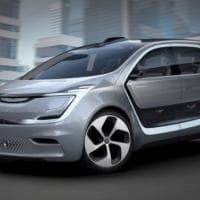 Chrysler Portal,  prima elettrica del Gruppo FCA