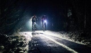 Incredibile Voigt: 27 ore in salita sotto la neve per raccogliere fondi contro il cancro