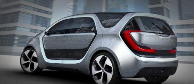 Chrysler Portal, l'elettrica per i Millennials    Foto   -    Video