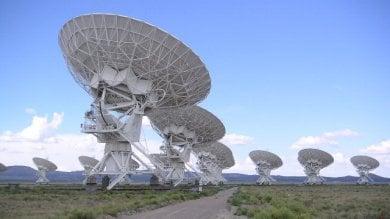 Quel misterioso lampo radio nello spazio da una galassia a tre miliardi di anni luce