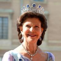 La regina di Svezia:
