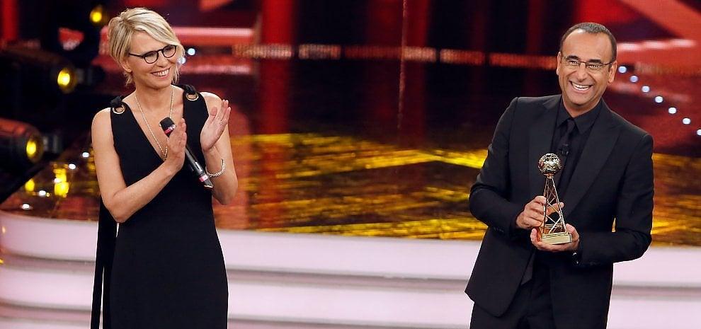 Sanremo, Maria De Filippi verso l'Ariston: insieme a Conti per un'edizione-boom