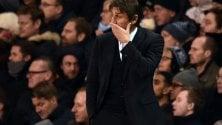 """Chelsea, Conte: """"Evidentemente diamo fastidio a qualcuno"""""""