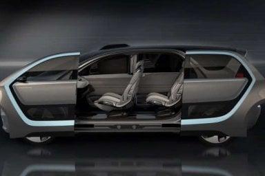 Consumer Electronic Show, l'auto protagonista