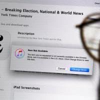 Inchieste, critiche e sospetti: Apple blocca (su richiesta di Pechino) l'app del New York...