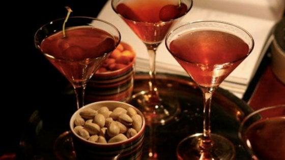 Il cocktail pi glamour il manhattan ovviamente for Manhattan cocktail storia