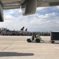 Florida, spari all'aeroporto Fort Lauderdale: le immagini