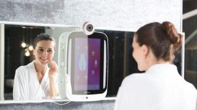 Dallo specchio alla spazzola, è bellezza 2.0