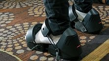 Realtà virtuale, adesso ci sono anche le scarpe