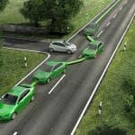 Da auto connesse 11mila vite salvate e meno anidride carbonica