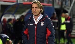 """Crotone, Nicola: """"Con la Lazio sarà una gara difficile, ma l'abbiamo studiata bene"""""""