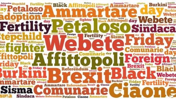 La parola del 2016 è stata 'webete': Mentana fa tendenza, ma spunta un'attestazione anni '90