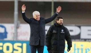"Atalanta, Gasperini: ""Felice per la vittoria, Petagna straordinario"""