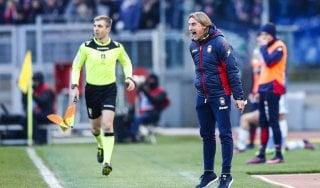 """Crotone, Nicola: """"Arrabbiato per il gol di Rohden, ora otto vittorie per la salvezza"""""""