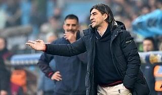 """Genoa, Juric: """"Ai miei non posso rimproverare nulla"""""""