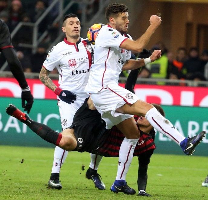 Milan-Cagliari, il film della partita