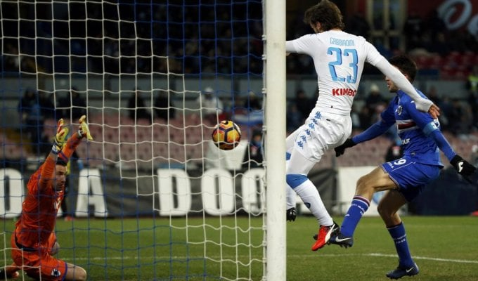 Callejon, sesto assist
