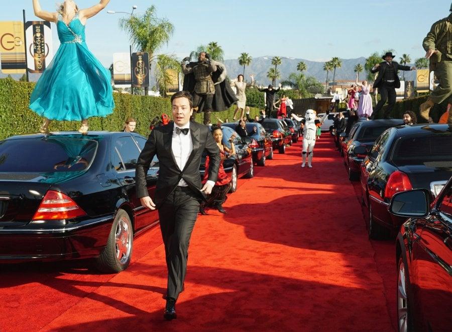 Dal nome sbagliato al minimusical: i 10 momenti dei Golden Globe