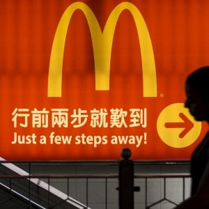 Pechino compra i McDonald's di casa insieme a Carlyle