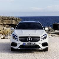 Mercedes GLA 45 4MATIC AMG