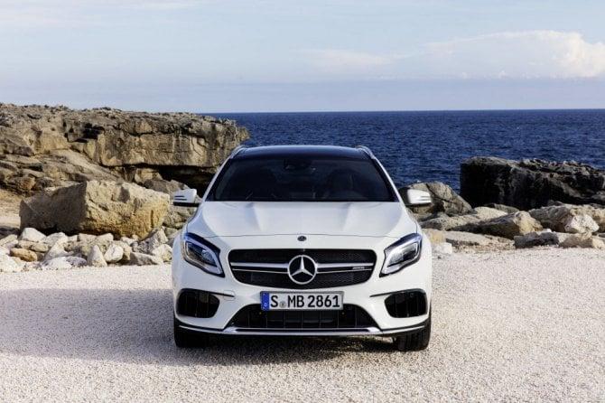 Mercedes GLA 45 4MATIC AMG