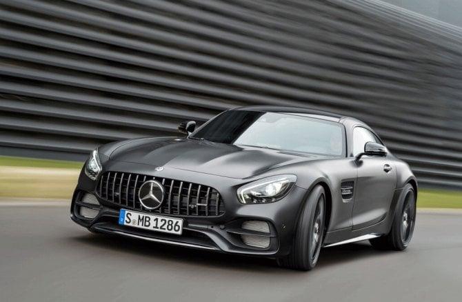Mercedes GT C AMG Edition 50