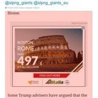 La pubblicità delle multinazionali su Breitbart, sito di false notizie razziste