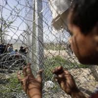 Grecia e Balcani, Migliaia di persone bloccate al gelo a causa delle politiche