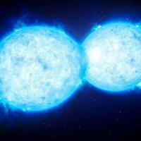 Collisione di due stelle nel 2022, la luce si vedrà a occhio nudo