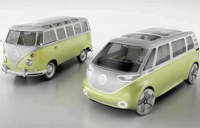Volkswagen, che idea: dopo la I.D. tocca alla I.D. Buzz