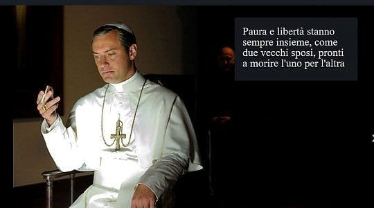 'The Young Pope' sbarca in America. Attesa per la serie di Sorrentino