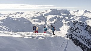 Tirolo Ost, sciare slow -   ft