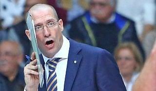 """Volley, Piazza difende Modena """"Momento delicato, accettiamo di avere punti deboli"""""""