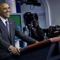 """Obama """"trova """" subito lavoro: Spotify gli offre di preparare le playlist"""