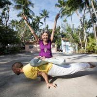 """Tao, a quasi cento anni è l'insegnante di yoga più longeva al mondo: """"Tutto è possibile"""""""